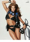 Stephanie Seymour in V Magazine Spring/Summer Photoshoot 2012