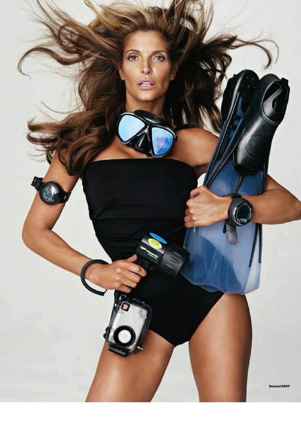 Фото девушки в гидрокостюмах 21 фотография