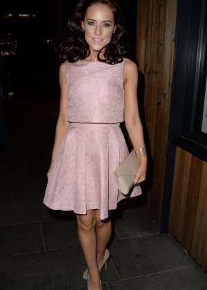 Stephanie Waring - Gemma Merna's Leaving Party in Manchester