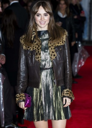 "Suki Waterhouse - ""Love, Rosie"" Premiere in London"