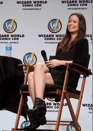 Summer Glau - Wizard World Austin Comic-Con 2014 in LA