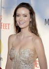 Summer Glau cleavage at Dizzy Feet Foundation Celebration of Dance Gala 2012
