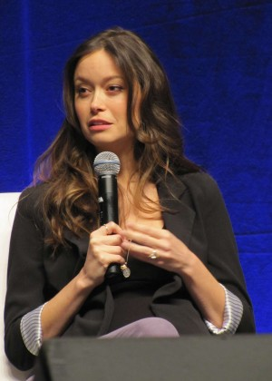 Summer Glau - Edmonton Comic & Entertainment Expo in Edmonton