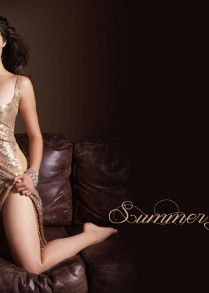 Summer Glau: Hot Widescreen Wallpapers -10