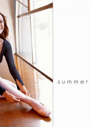 Summer Glau: Hot Widescreen Wallpapers -18