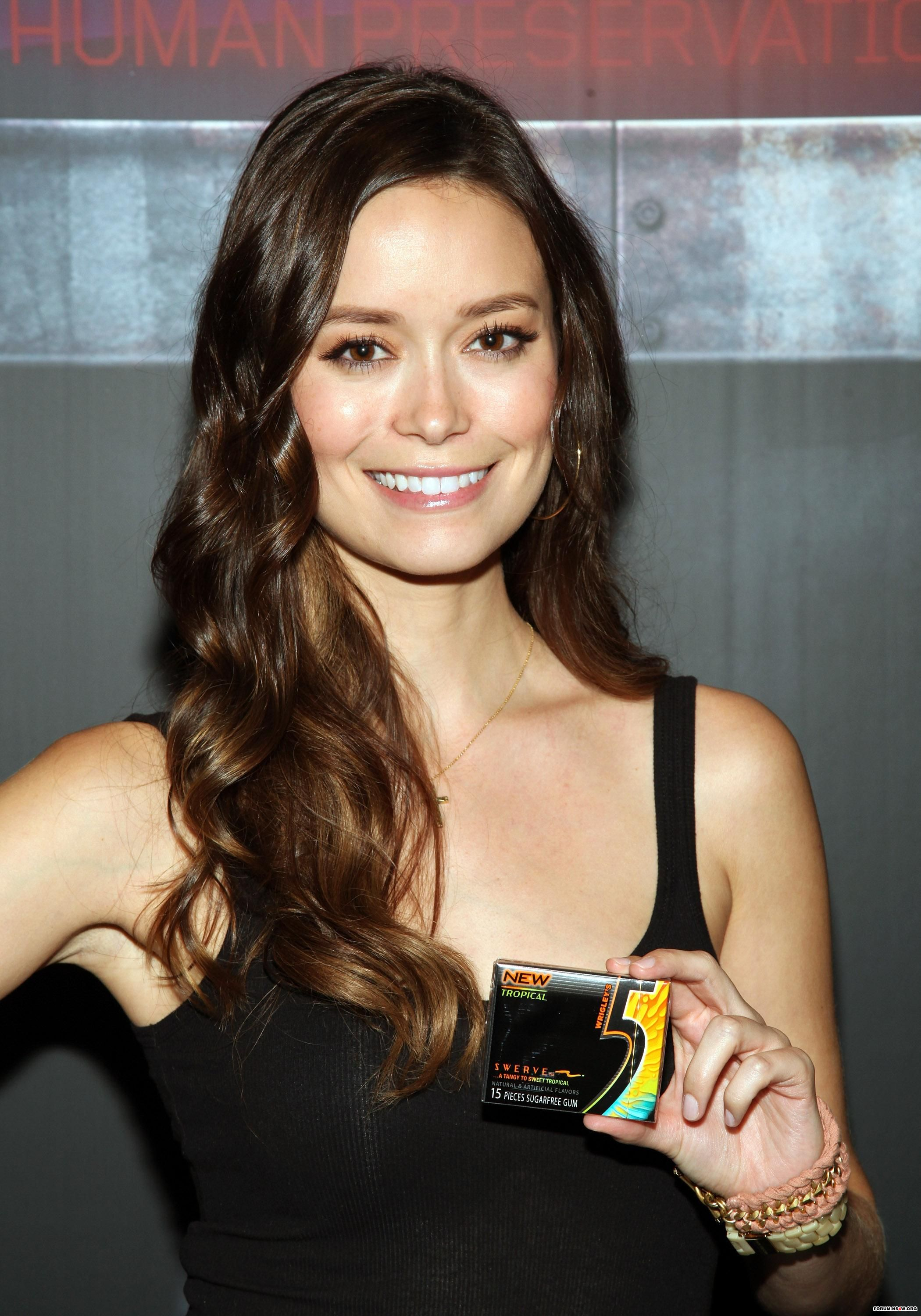 Summer Glau appearances