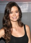 Summer Glau - White Skirt Candids at New York Comic Con appearance-11