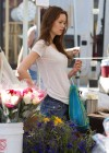 Summer Glau - Shopping-25