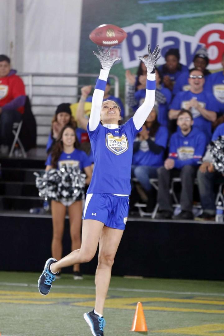 Susie Castillo Photos: NFL 2014 Tazon Latino VIII -02