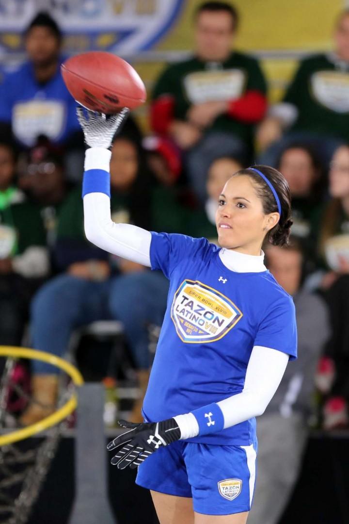 Susie Castillo Photos: NFL 2014 Tazon Latino VIII -03
