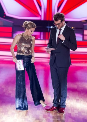 Sylvie Meis at Lets Dance show-10