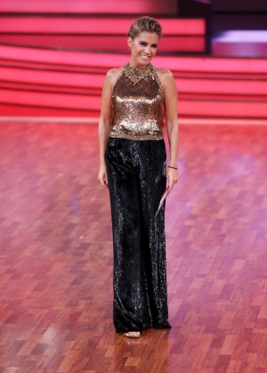 Sylvie Meis at Lets Dance show-11