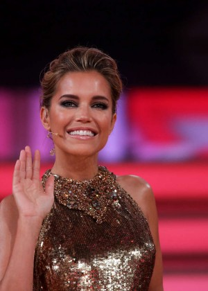 Sylvie Meis at Lets Dance show-14
