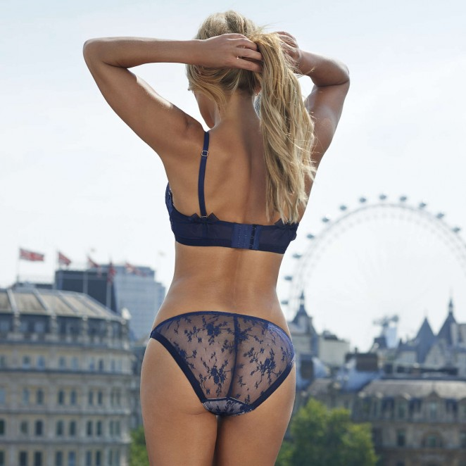 Sylvie Meis: Hunkemoller-Dessous 2014 The Sylvie Collection -03