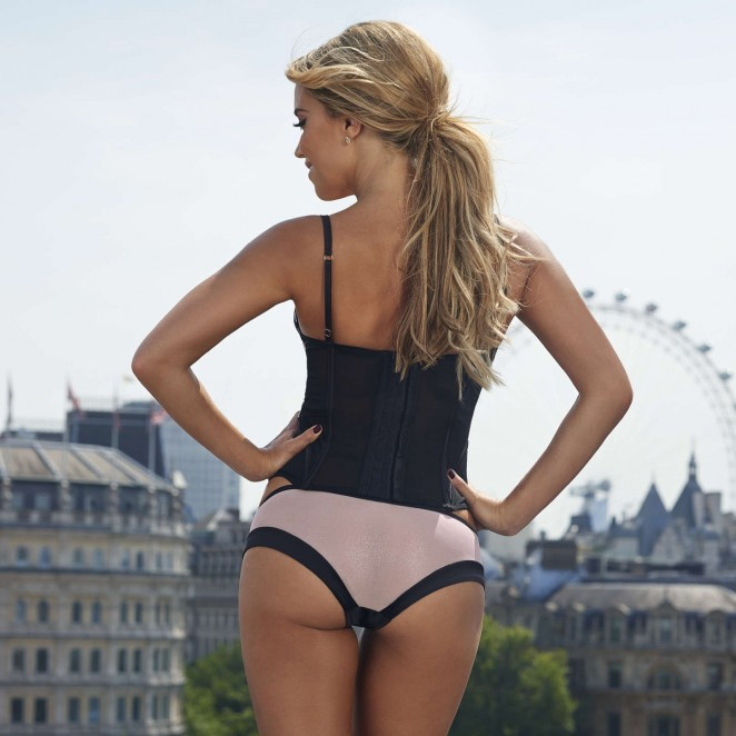 Sylvie Meis: Hunkemoller-Dessous 2014 The Sylvie Collection -06