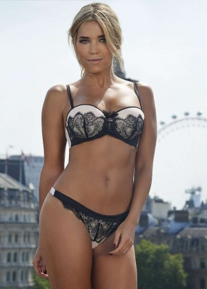 Sylvie Meis - Hunkemoller-Dessous 2014 The Sylvie Collection adds