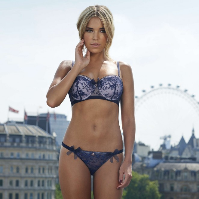 Sylvie Meis: Hunkemoller-Dessous 2014 The Sylvie Collection -14