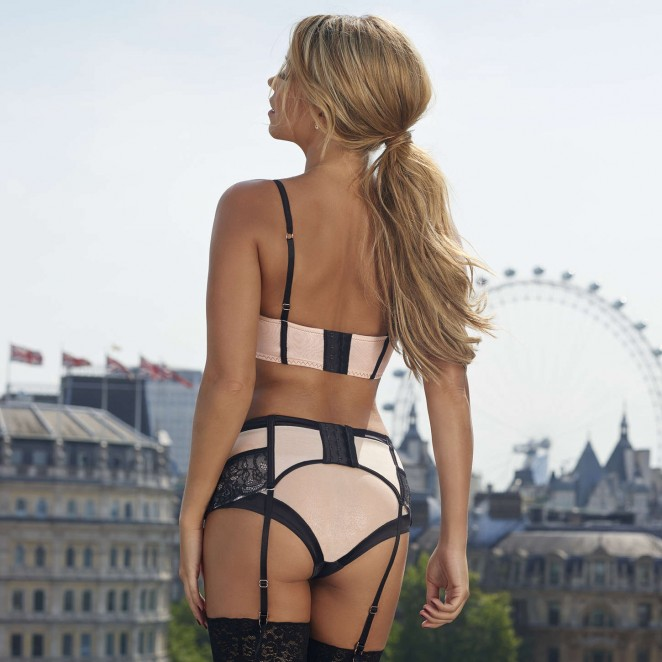 Sylvie Meis: Hunkemoller-Dessous 2014 The Sylvie Collection -16