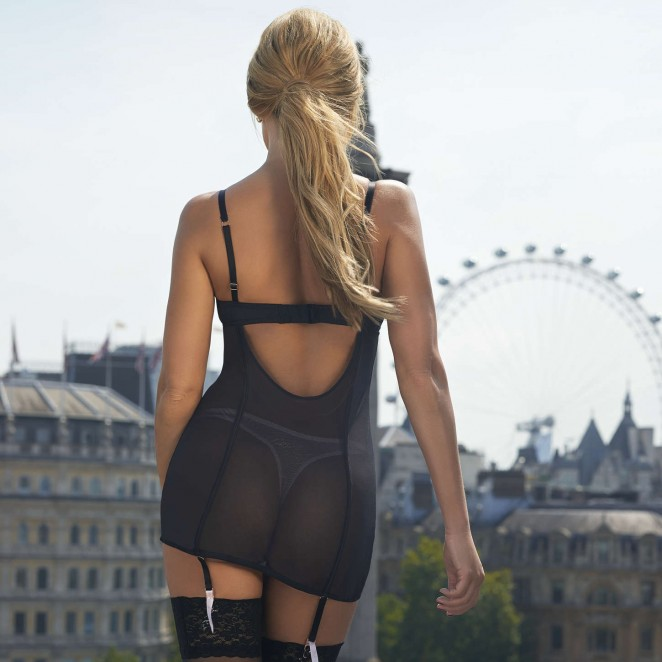 Sylvie Meis: Hunkemoller-Dessous 2014 The Sylvie Collection -17