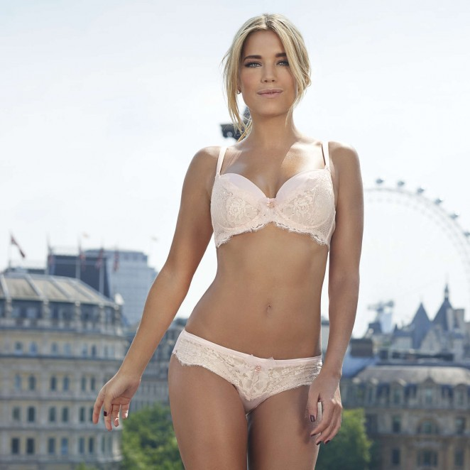 Sylvie Meis: Hunkemoller-Dessous 2014 The Sylvie Collection -19