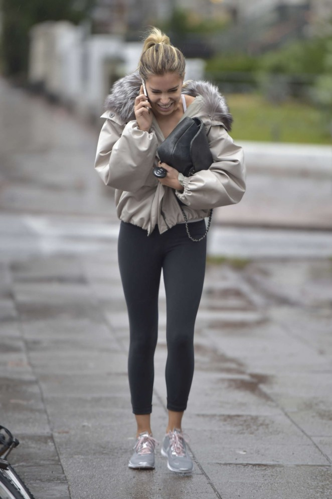 Sylvie Meis in Tight Leggings -19