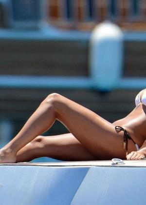 Sylvie van der Vaart in Bikini -06