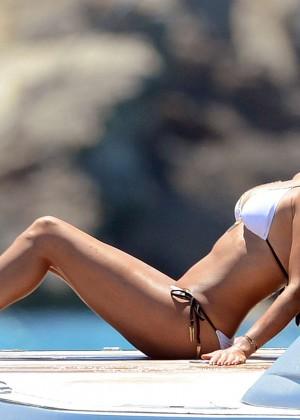 Sylvie van der Vaart in Bikini -07