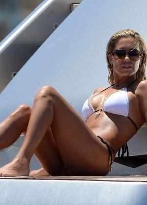 Sylvie van der Vaart in Bikini -09