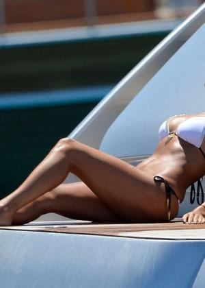 Sylvie van der Vaart in Bikini -10