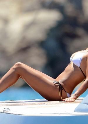 Sylvie van der Vaart in Bikini -12