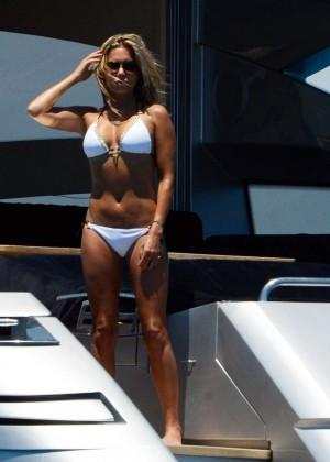 Sylvie van der Vaart in Bikini -13