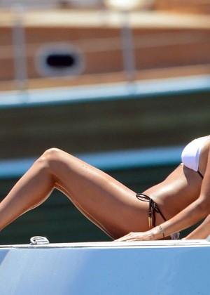 Sylvie van der Vaart in Bikini -18
