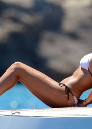 Sylvie van der Vaart in Bikini -19
