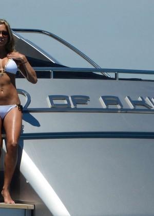 Sylvie van der Vaart in Bikini -22