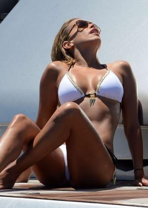 Sylvie van der Vaart in Bikini -23