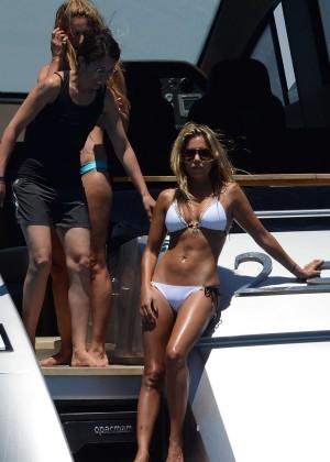 Sylvie van der Vaart in Bikini -24