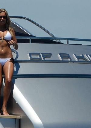 Sylvie van der Vaart in Bikini -25