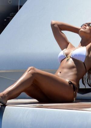 Sylvie van der Vaart in Bikini -28