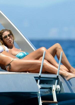 Sylvie van der Vaart in Bikini -29