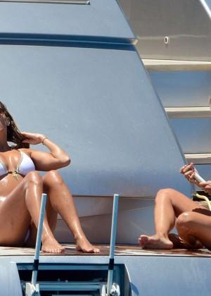 Sylvie van der Vaart in Bikini -33