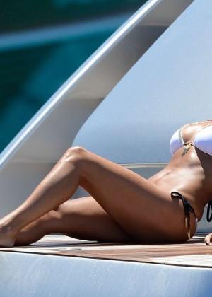 Sylvie van der Vaart in Bikini -34