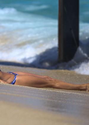 Sylvie van der Vaart Bikini Photos: in St. Tropez -06