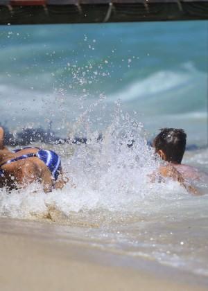 Sylvie van der Vaart Bikini Photos: in St. Tropez -41