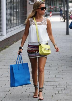 Sylvie van der Vaart Street Style -03