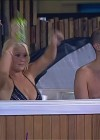 Tahan Lew Fatt - Tully Smith - Jade Pietrantoni and BBAU10 Bikini Party and Spa Truth or Dare-19