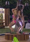 Tahan Lew Fatt - Tully Smith - Jade Pietrantoni and BBAU10 Bikini Party and Spa Truth or Dare-98