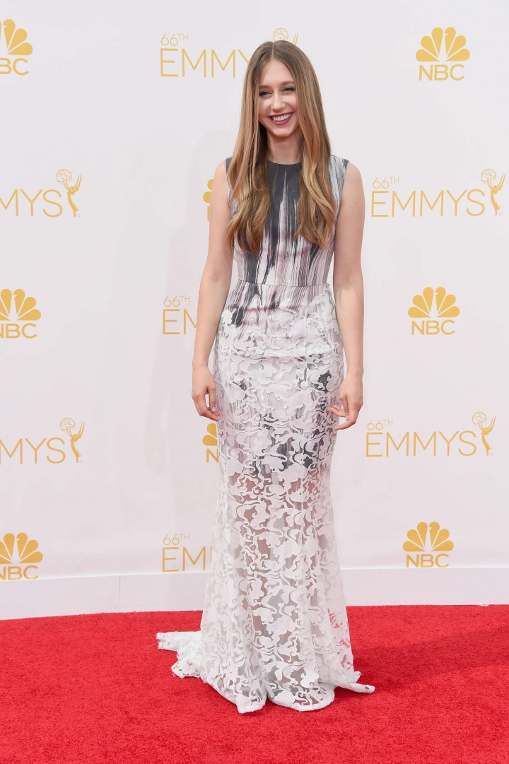 Taissa Farmiga - 66th annual Primetime Emmy Awards in LA