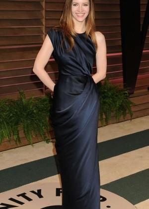 Talulah Riley: Oscar 2014 - Vanity Fair Party -06