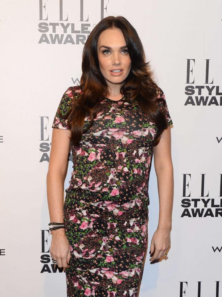 Tamara Ecclestone: Elle Style Awards 2014 -03