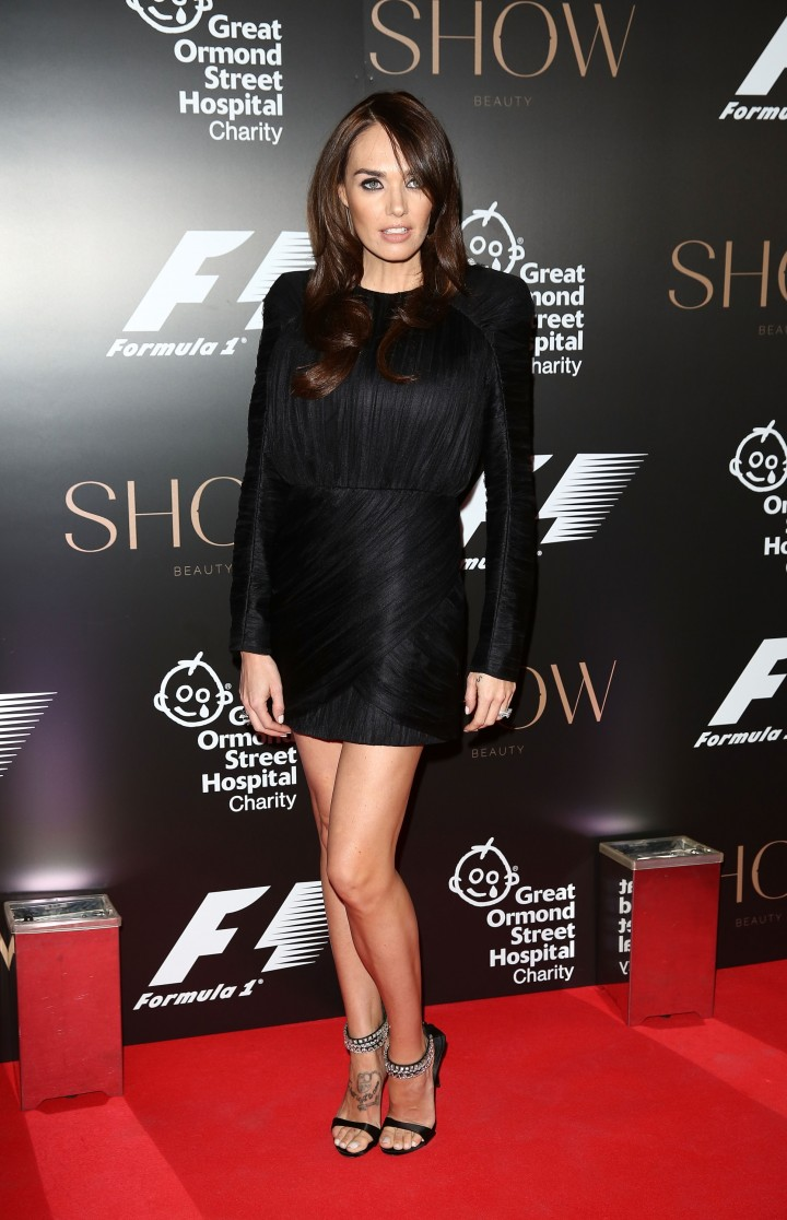 Tamara Ecclestone at F1 Party -02